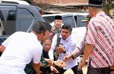 Indican en Indonesia relación con el EI de los responsables de atentado contra ministro