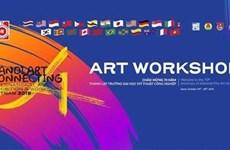 Se efectuará en Hanoi exposición Art Connecting 2019 con nutrida participación extranjera