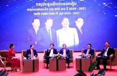 Destacan contribución de empresas vietnamitas al desarrollo de Laos
