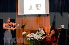 Celebran espectáculo musical para conmemorar reconocimiento suizo al compositor vietnamita 
