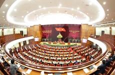 Concluye onceno pleno del órgano rector del Partido Comunista de Vietnam