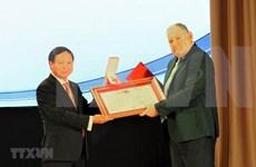 Vietnam condecora a Universidad Estatal Pyatigorsk de Rusia con Orden de Amistad