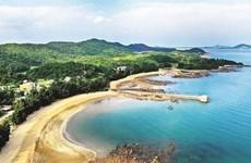 """Isla Cai Chien, """"paraíso olvidado"""" en la provincia vietnamita de Quang Ninh"""