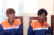 Embarcación de Panamá rescata a pescadores vietnamitas accidentados en el mar