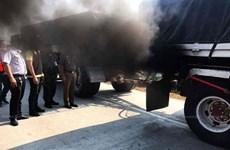 Presenta Tailandia medidas para reducir emisiones contaminantes de los vehículos