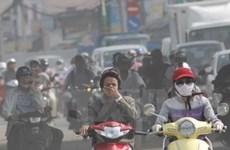 Comparten Hanoi y París experiencias sobre  gestión de la calidad del aire