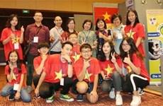 Ganan estudiantes vietnamitas medallas de oro en concurso de invención en Indonesia