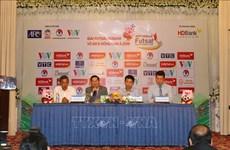 Celebrarán en Vietnam Campeonato regional de Fútbol Sala