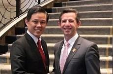 Inician Singapur y Australia negociaciones sobre acuerdo de economía digital