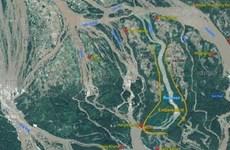 Ponen a prueba en Laos importante proyecto hidroeléctrico