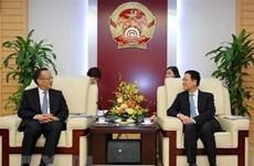 Estrechan Vietnam y China colaboración en información y comunicaciones