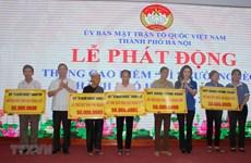 Lanzan en Hanoi iniciativa para luchar contra la pobreza