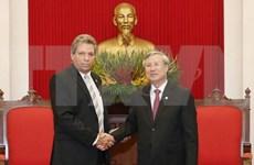 Vietnam hará todo lo posible para cimentar los lazos con Cuba
