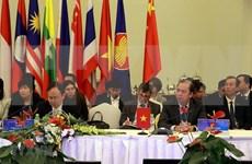 Reúnen altos funcionarios de ASEAN y China para implementación del DOC