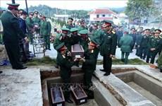 Intensifican esfuerzos para repatriación de restos de combatientes vietnamitas caídos en Camboya