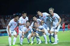 Continúa Vietnam racha invicta en eliminatoria asiática de Copa Mundial