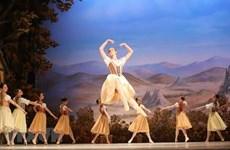 Pondrán en escena en Vietnam el ballet clásico mundial Giselle