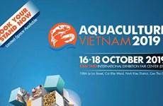 Nutrida participación en Exposición Internacional de Acuicultura de Vietnam