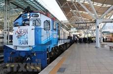 Tren de ASEAN-Corea del Sur destaca amistad y cooperación