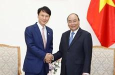 Premier vietnamita aboga por incrementar inversiones japonesas en su país