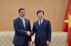 Proyectan Vietnam y EAU ampliar cooperación multifacética