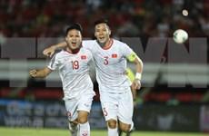 Resaltan la victoria de Vietnam ante Indonesia en eliminatoria de Copa Mundial 2022