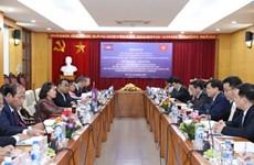 Intercambian Vietnam y Camboya experiencias en inspección gubernamental