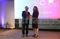 Gana Vietnam plata en Premio de Mejores Prácticas del APEC