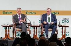 Pronostica primer ministro de Singapur ligero crecimiento económico en 2019