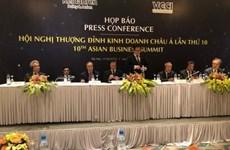 Acuerda comunidad empresarial de Asia la superconectividad para el desarrollo sostenible
