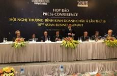 Países asiáticos patentizan en Vietnam esfuerzos por fortalecer la conexión económica