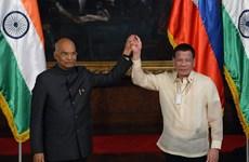 Firman la India y Filipinas acuerdos de cooperación en seguridad marítima