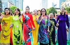 Conmemoran en Laos fundación de Unión de Mujeres de Vietnam