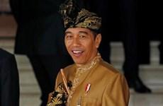 Joko Widodo jura su segundo mandato como presidente de Indonesia