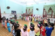 Vietnam por mejorar capacidad infantil en nueva época