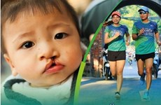 Participan más de siete mil competidores en maratón VPBank Hanoi
