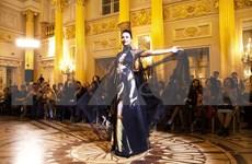 Presentan en Rusia seda y brocado de Vietnam