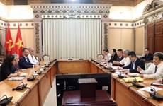 Aspira Ciudad Ho Chi Minh a impulsar cooperación con universidad australiana
