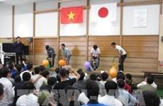Realizan en Japón festival de aprendices e ingenieros vietnamitas