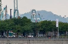 Realizan con éxito en Singapur viaje de prueba de taxi volante Volocopter