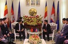 Exploran potencialidades turísticas entre localidades de Vietnam y Camboya