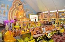 Efectúan en Hanoi ceremonia budista Kathina con donaciones del rey tailandés