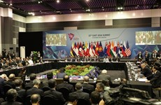 Acogerá Tailandia la XIV Cumbre de Asia Oriental
