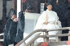 Participa primer ministro vietnamita en entronización del emperador japonés