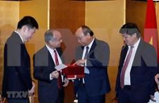 Vietnam respalda inversiones de grupo japonés Softbank, afirma premier