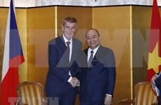 Vietnam busca fomentar lazos con República Checa, Bulgaria y Albania