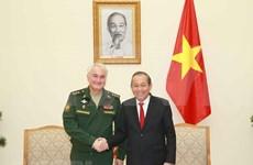 Vietnam apoya a Rusia en incorporación a mecanismos de seguridad regionales