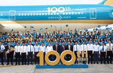 Suma Vietnam Airlines la aeronave número 100 a su flota