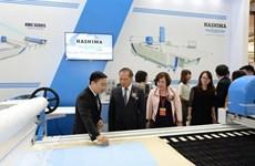 Inauguran Exposición internacional de la industria textiles y confecciones