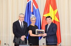 Estado australiano de Victoria abrirá su Oficina de inversión y comercio en Ciudad Ho Chi Minh
